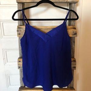 DYNAMITE Royal Blue Cami